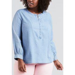 Koszule body: LEVI'S PLUS - Koszula z imitacji denimu