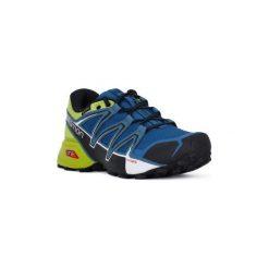 Buty do biegania Salomon  SPEEDCROSS VARIO 2 GTX. Niebieskie buty do biegania męskie marki Salomon, salomon speedcross. Za 557,10 zł.