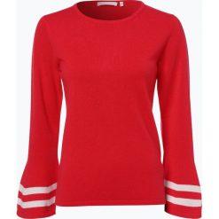 Swetry klasyczne damskie: (THE MERCER) N.Y. – Sweter damski z czystego kaszmiru, czerwony