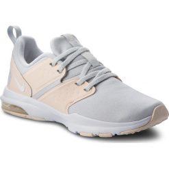 Buty NIKE - Air Bella Tr 924338 008 Pure Platinum/White/Guava Ice. Szare buty do fitnessu damskie Nike, z materiału. W wyprzedaży za 249,00 zł.