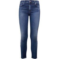 Jeansy damskie: Agolde SOPHIE CROPPED SKINNY Jeans Skinny Fit blue denim