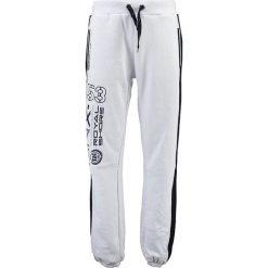 """Spodnie dresowe męskie: Spodnie dresowe """"Mapping"""" w kolorze białym"""