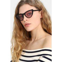 VOGUE Eyewear GIGI HADID Okulary przeciwsłoneczne black/pink. Czarne okulary przeciwsłoneczne damskie aviatory VOGUE Eyewear. Za 499,00 zł.