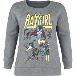Bluzy rozpinane damskie: Batman Batgirl Bluza damska odcienie szarego