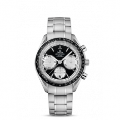 ZEGAREK OMEGA Speedmaster 326.30.40.50.01.002. Szare zegarki męskie marki Reserved, srebrne. Za 16500,00 zł.