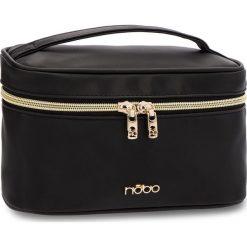 Kosmetyczka NOBO - NCOS-E01-C020 Czarny. Czarne kosmetyczki męskie marki Reserved. W wyprzedaży za 39,00 zł.