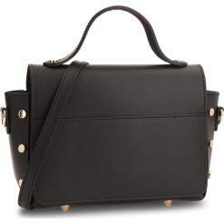 Torebka CREOLE - K10579  Czarny. Czarne torebki klasyczne damskie Creole, ze skóry. W wyprzedaży za 169,00 zł.