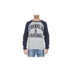 Swetry Franklin   Marshall  HOUI. Szare swetry klasyczne męskie Franklin Marshall, m. Za 423,20 zł.
