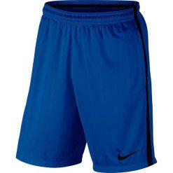 Nike Spodenki męskie M SHORT SQD JAQ KZ niebieski r. M. Niebieskie spodenki sportowe męskie marki Nike, sportowe. Za 95,00 zł.
