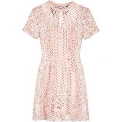 Sukienki hiszpanki: True Decadence Sukienka letnia pale blush