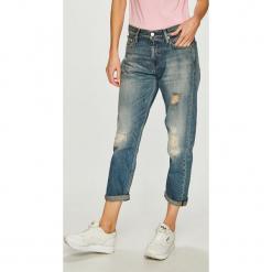 Calvin Klein Jeans - Jeansy CKJ 061. Niebieskie boyfriendy damskie marki Calvin Klein Jeans. Za 699,90 zł.