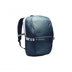Plecak do sportów zespołowych Classic 35 L. Czarne plecaki męskie marki KIPSTA, m, z elastanu, z długim rękawem, na fitness i siłownię. Za 79,99 zł.