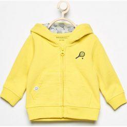 Bluza z kapturem - Żółty. Czarne bluzy chłopięce rozpinane marki Reserved, l, z kapturem. Za 119,99 zł.