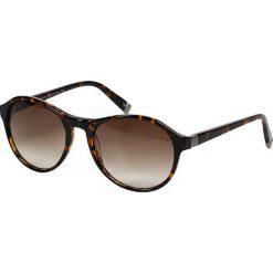 John Richmond - Okulary przeciwsłoneczne. Szare okulary przeciwsłoneczne damskie marki John Richmond. W wyprzedaży za 179,90 zł.