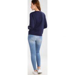 GANT Bluza evening blue. Niebieskie bluzy męskie marki GANT, xxl, z bawełny. W wyprzedaży za 199,50 zł.