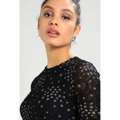 Sukienki hiszpanki: Topshop STAR RUCHED BODYCON Sukienka etui black