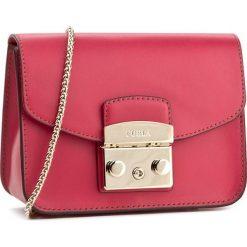 Torebka FURLA - Metropolis 908072 B BGZ7 VFO Ruby. Czerwone torebki klasyczne damskie Furla, ze skóry. Za 809,00 zł.