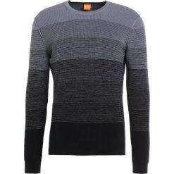 Swetry klasyczne męskie: BOSS CASUAL AKATRUSCO Sweter dark blue