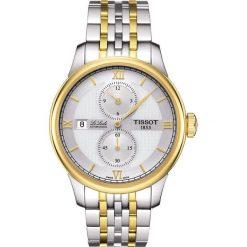 RABAT ZEGAREK TISSOT Le Locle Regulateur T006.428.22.038.02. Szare zegarki męskie marki TISSOT, ze stali. W wyprzedaży za 3300,00 zł.