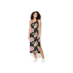 Sukienka CP-025  159. Fioletowe długie sukienki marki Colour pleasure, uniwersalny. Za 159,00 zł.