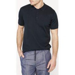Sweter z krótkim rękawem z okrągłym dekoltem 100% bawełny. Szare kardigany męskie marki La Redoute Collections, m, z bawełny, z kapturem. Za 79,80 zł.