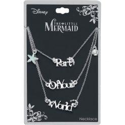 Naszyjniki damskie: Ariel – Mała Syrenka Part Of Your World Naszyjnik srebrny