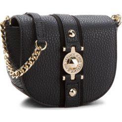 Torebka VERSACE JEANS - E1VSBBF5 Mag Grana Morsetto 70711 899. Czarne torebki klasyczne damskie Versace Jeans, z jeansu. Za 589,00 zł.