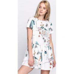 Biała Sukienka Sweet Thing. Białe sukienki letnie marki Born2be, l. Za 94,99 zł.