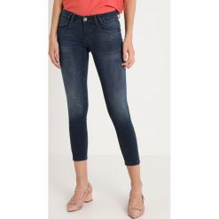 Freeman T. Porter LEELA Jeans Skinny Fit fetrol. Niebieskie jeansy damskie relaxed fit marki Freeman T. Porter. Za 379,00 zł.