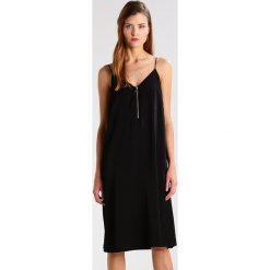 Sukienki hiszpanki: JUST FEMALE Sukienka letnia black