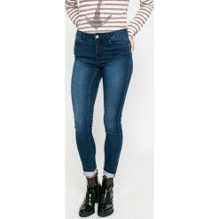 Noisy May - Jeansy. Niebieskie jeansy damskie rurki marki House, z jeansu. W wyprzedaży za 89,90 zł.