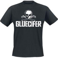 Gluecifer Skull T-Shirt czarny. Czarne t-shirty męskie Gluecifer, m. Za 74,90 zł.