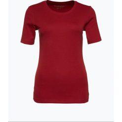 Brookshire - T-shirt damski, czerwony. Czerwone t-shirty damskie brookshire, xxl, z bawełny. Za 49,95 zł.