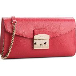 Torebka FURLA - Metropolis 962802 B BOT6 ARE Ruby. Czerwone torebki klasyczne damskie Furla, ze skóry. Za 989,00 zł.