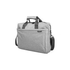 Torba na laptopa NATEC MUSTELA 15,6 szara. Szare torby na laptopa Natec, w paski, z materiału. Za 49,99 zł.