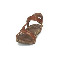Sandały Teva  YSIDRO UNIVERSAL - METALLIC. Brązowe sandały damskie Teva. Za 349,00 zł.