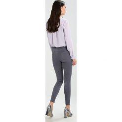 Dorothy Perkins FRANKIE Jeans Skinny Fit grey. Szare jeansy damskie marki Dorothy Perkins, z bawełny. Za 129,00 zł.