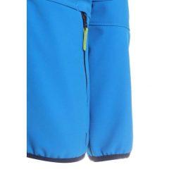Vaude KIDS RONDANE JACKET II Kurtka Softshell radiate blue. Niebieskie kurtki dziewczęce softshell marki Vaude, z materiału. Za 339,00 zł.