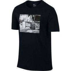 Koszulki do piłki nożnej męskie: Nike Koszulka męska Football Photo Tee czarna r. XXL (789387-010)