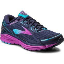 Buty do biegania damskie: Buty BROOKS - Aduro 5 120244 1B 465 Evening Blue/Purple Cactus Flower/Teal Victory