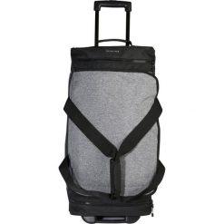 Quiksilver NEW CENTURION  Walizka na kółkach light grey heather. Szare torebki klasyczne damskie Quiksilver. Za 419,00 zł.