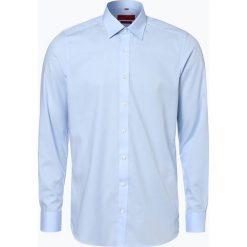 Finshley & Harding - Koszula męska – Red Label, niebieski. Czarne koszule męskie marki Finshley & Harding, w kratkę. Za 129,95 zł.