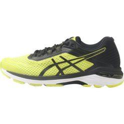ASICS Obuwie do biegania treningowe sulphur spring/black/white. Białe buty do biegania męskie Asics, z materiału. W wyprzedaży za 463,20 zł.