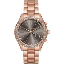 Biżuteria i zegarki damskie: Michael Kors Access SLIM RUNWAY Zegarek roségold