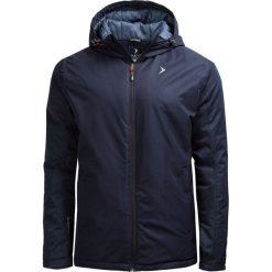 Kurtka narciarska męska KUMN600 - GRANAT - Outhorn. Brązowe kurtki męskie pikowane Outhorn, na jesień, m, z materiału, narciarskie. W wyprzedaży za 160,99 zł.