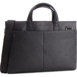 Torba na laptopa PIQUADRO - CA4021B3 N. Czarne torby na laptopa marki Piquadro, ze skóry. Za 1139,00 zł.