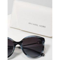 Okulary przeciwsłoneczne damskie: Michael Kors Okulary przeciwsłoneczne blue