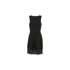 Sukienki krótkie Only  NIELLA. Sukienki małe czarne ONLY, m, z krótkim rękawem. Za 95,20 zł.