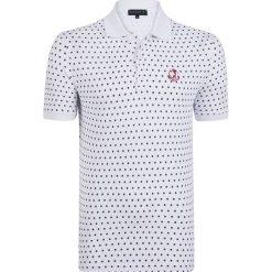 "Koszulki polo: Koszulka polo ""Tailor"" w kolorze białym"