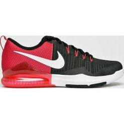 Nike - Buty Zoom Train Action. Szare buty skate męskie Nike, z materiału, na sznurówki, nike zoom. W wyprzedaży za 329,90 zł.